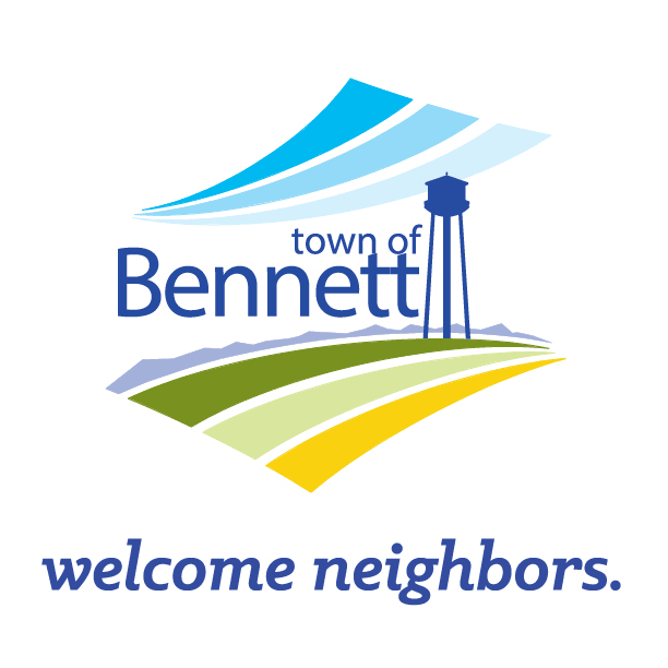 Official logo of the Town of Bennett